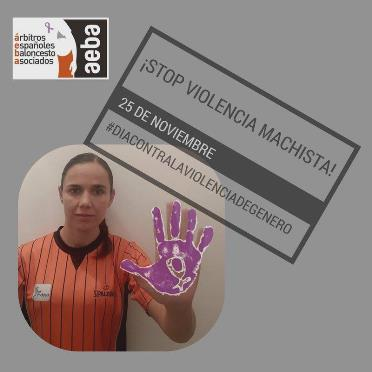 AEBA con el día internacional contra la violencia hacia las mujeres