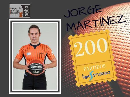 Jorge Martínez alcanza su partido 200 en ACB