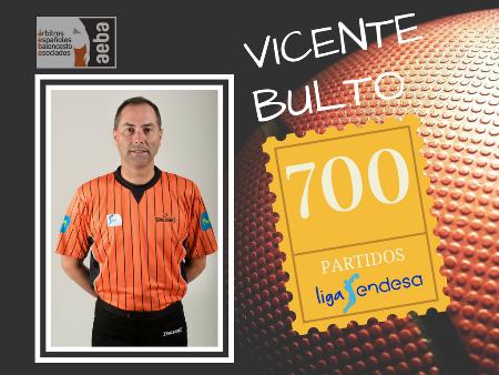 Vicente Bultó alcanza su partido 700 en ACB