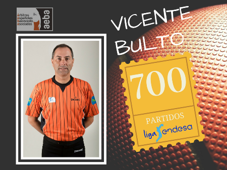 Vicente Bultó reaches his 700th match in ACB