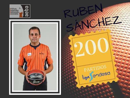 Rubén S. Mohedas alcanza su partido 200 en ACB