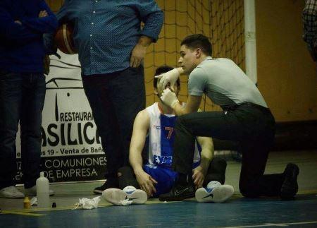 Javier Borrego: el lado humano de los árbitros