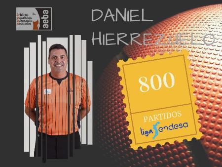 Daniel Hierrezuelo cumplirá 800 partidos en ACB