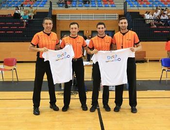 Colaboración AEBA en torneo a beneficio de Diabetes Cero