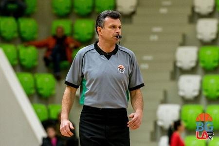 Campaña para recaudar fondos a favor del árbitro Vladimir Tsekov